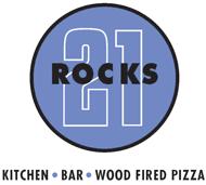 Rocks 21 Logo